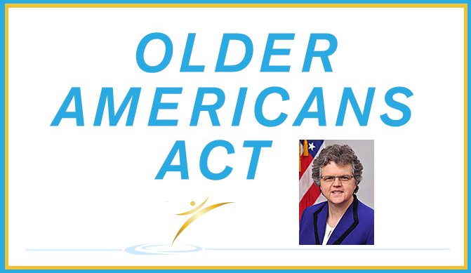 Senators Collins, Casey Introduce Bill to Reauthorize Older Americans Act